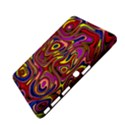Abstract Shimmering Multicolor Swirly Samsung Galaxy Tab 4 (10.1 ) Hardshell Case  View4
