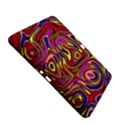 Abstract Shimmering Multicolor Swirly Samsung Galaxy Tab 4 (10.1 ) Hardshell Case  View5