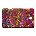 Abstract Shimmering Multicolor Swirly Samsung Galaxy Tab S (8.4 ) Hardshell Case  View1
