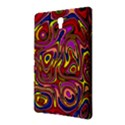 Abstract Shimmering Multicolor Swirly Samsung Galaxy Tab S (8.4 ) Hardshell Case  View2