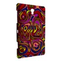 Abstract Shimmering Multicolor Swirly Samsung Galaxy Tab S (8.4 ) Hardshell Case  View3