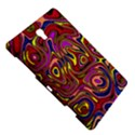 Abstract Shimmering Multicolor Swirly Samsung Galaxy Tab S (8.4 ) Hardshell Case  View5