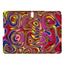 Abstract Shimmering Multicolor Swirly Samsung Galaxy Tab S (10.5 ) Hardshell Case  View1