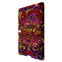 Abstract Shimmering Multicolor Swirly Samsung Galaxy Tab S (10.5 ) Hardshell Case  View2