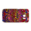 Abstract Shimmering Multicolor Swirly Galaxy S6 Edge View1