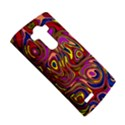 Abstract Shimmering Multicolor Swirly LG G4 Hardshell Case View5