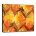 Fall Colors Leaves Pattern Canvas 24  x 20  View1