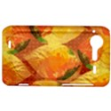 Fall Colors Leaves Pattern HTC Incredible S Hardshell Case  View1