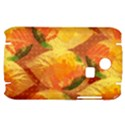 Fall Colors Leaves Pattern Samsung S3350 Hardshell Case View1