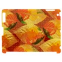 Fall Colors Leaves Pattern Apple iPad 2 Hardshell Case (Compatible with Smart Cover) View1
