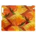 Fall Colors Leaves Pattern Apple iPad 3/4 Hardshell Case View1