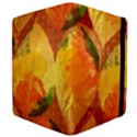 Fall Colors Leaves Pattern Apple iPad 2 Flip Case View4