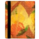 Fall Colors Leaves Pattern Apple iPad 3/4 Flip Case View3