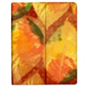 Fall Colors Leaves Pattern Apple iPad Mini Flip Case View1
