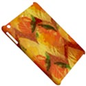 Fall Colors Leaves Pattern Apple iPad Mini Hardshell Case View5