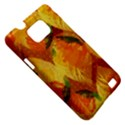 Fall Colors Leaves Pattern Samsung Galaxy S II i9100 Hardshell Case (PC+Silicone) View5