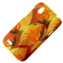 Fall Colors Leaves Pattern HTC Desire V (T328W) Hardshell Case View4