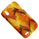 Fall Colors Leaves Pattern HTC Desire V (T328W) Hardshell Case View5