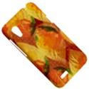 Fall Colors Leaves Pattern HTC Desire VT (T328T) Hardshell Case View5