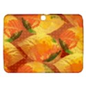 Fall Colors Leaves Pattern Samsung Galaxy Tab 3 (10.1 ) P5200 Hardshell Case  View1
