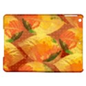 Fall Colors Leaves Pattern iPad Air Hardshell Cases View1