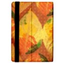 Fall Colors Leaves Pattern iPad Mini 2 Flip Cases View4