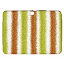 Metallic Gold Glitter Stripes Samsung Galaxy Tab 3 (10.1 ) P5200 Hardshell Case  View1