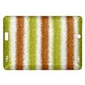 Metallic Gold Glitter Stripes Amazon Kindle Fire HD (2013) Hardshell Case View1