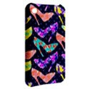 Colorful High Heels Pattern Apple iPhone 3G/3GS Hardshell Case View2