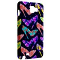 Colorful High Heels Pattern Samsung Galaxy Note 1 Hardshell Case View2
