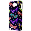 Colorful High Heels Pattern Samsung Galaxy Note 1 Hardshell Case View3