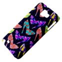 Colorful High Heels Pattern Samsung Galaxy Note 1 Hardshell Case View4