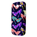 Colorful High Heels Pattern Samsung Galaxy S III Hardshell Case  View3