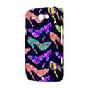 Colorful High Heels Pattern HTC ChaCha / HTC Status Hardshell Case  View3