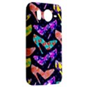 Colorful High Heels Pattern HTC Desire HD Hardshell Case  View2