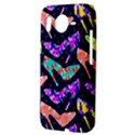 Colorful High Heels Pattern HTC Desire HD Hardshell Case  View3