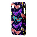 Colorful High Heels Pattern Samsung Galaxy SL i9003 Hardshell Case View3