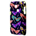 Colorful High Heels Pattern Samsung S3350 Hardshell Case View3