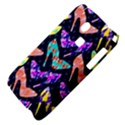 Colorful High Heels Pattern Samsung S3350 Hardshell Case View4