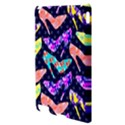 Colorful High Heels Pattern Apple iPad 2 Hardshell Case View3