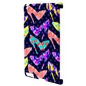 Colorful High Heels Pattern Apple iPad 2 Hardshell Case (Compatible with Smart Cover) View3