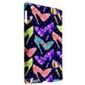 Colorful High Heels Pattern Apple iPad 3/4 Hardshell Case (Compatible with Smart Cover) View2