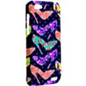 Colorful High Heels Pattern HTC One V Hardshell Case View2