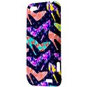 Colorful High Heels Pattern HTC One V Hardshell Case View3