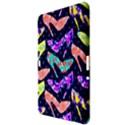 Colorful High Heels Pattern Samsung Galaxy Tab 10.1  P7500 Hardshell Case  View3