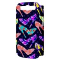 Colorful High Heels Pattern Samsung Galaxy S III Hardshell Case (PC+Silicone) View3