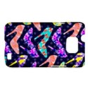 Colorful High Heels Pattern Samsung Galaxy S II i9100 Hardshell Case (PC+Silicone) View1