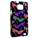 Colorful High Heels Pattern Samsung Galaxy S II i9100 Hardshell Case (PC+Silicone) View2
