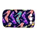 Colorful High Heels Pattern Samsung Galaxy S III Classic Hardshell Case (PC+Silicone) View1