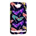 Colorful High Heels Pattern Samsung Ativ S i8750 Hardshell Case View2